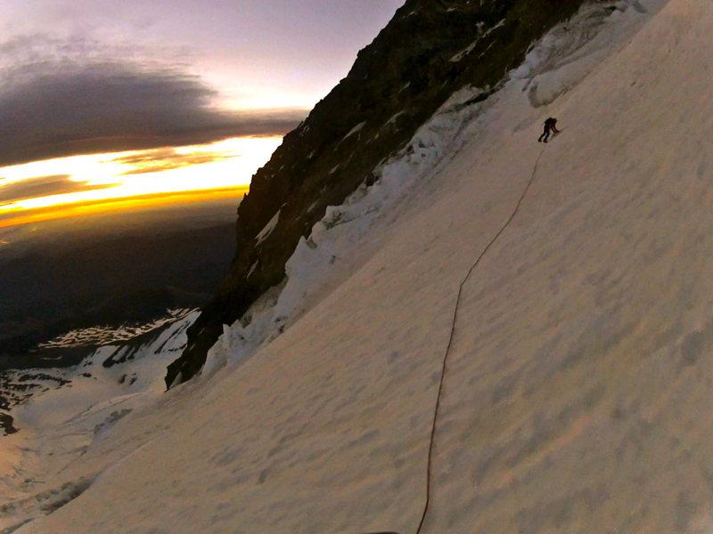 Rock Climbing Photo: don't slip mang