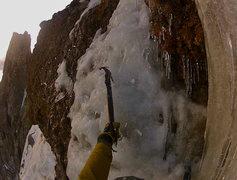 Rock Climbing Photo: LOL, Tanner. LOL.