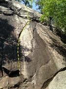 Rock Climbing Photo: A Prime Climb