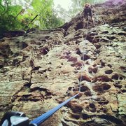 Rock Climbing Photo: Some route at the Red that i will update eventuall...