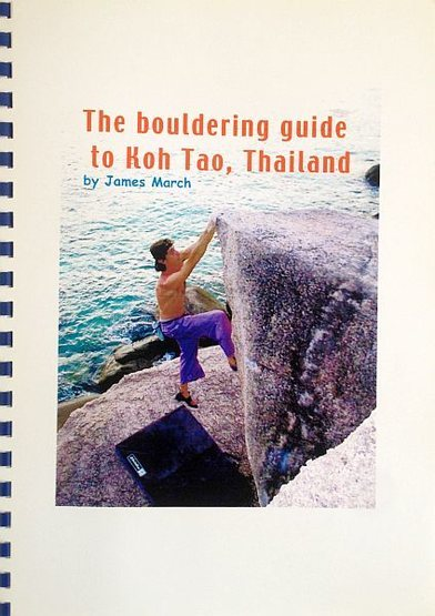 The Bouldering Guide to Koh Tao, Thailand