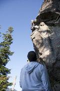 Rock Climbing Photo: Awannaduya