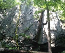 Rock Climbing Photo: Grande Finale