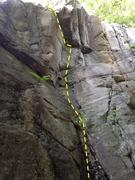 Rock Climbing Photo: Structures