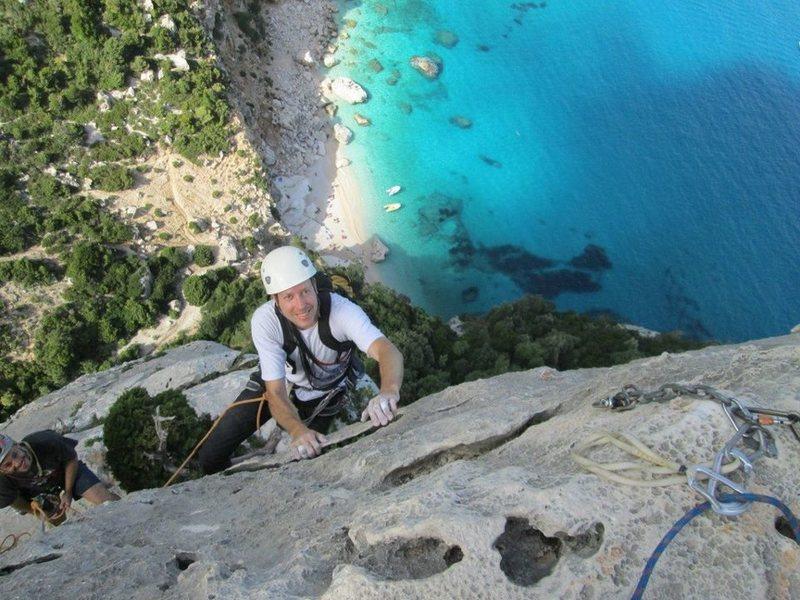 Rock Climbing Photo: Sardinia - Cala Goloritzé