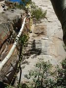 Rock Climbing Photo: Fun moderate!
