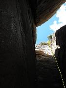 Rock Climbing Photo: Great line!