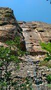 Rock Climbing Photo: Corporate wall