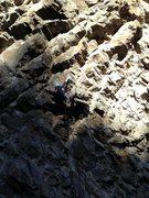 """Rock Climbing Photo: """"Native Rituals"""" at Diablo Canyon"""