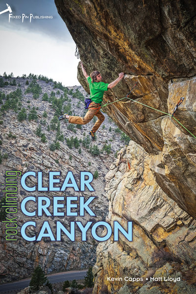 Rock Climbing Photo: New CCC guidebook.