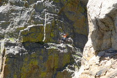 Rock Climbing Photo: Petit 1.