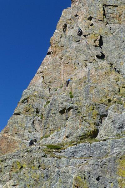 Rock Climbing Photo: Petit 2.