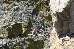 Rock Climbing Photo: Petit 3.