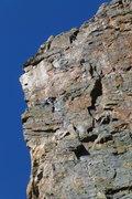 Rock Climbing Photo: Petit 4.