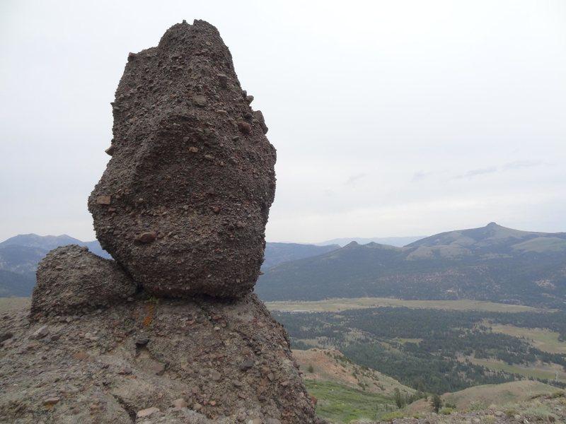 Stephens rock