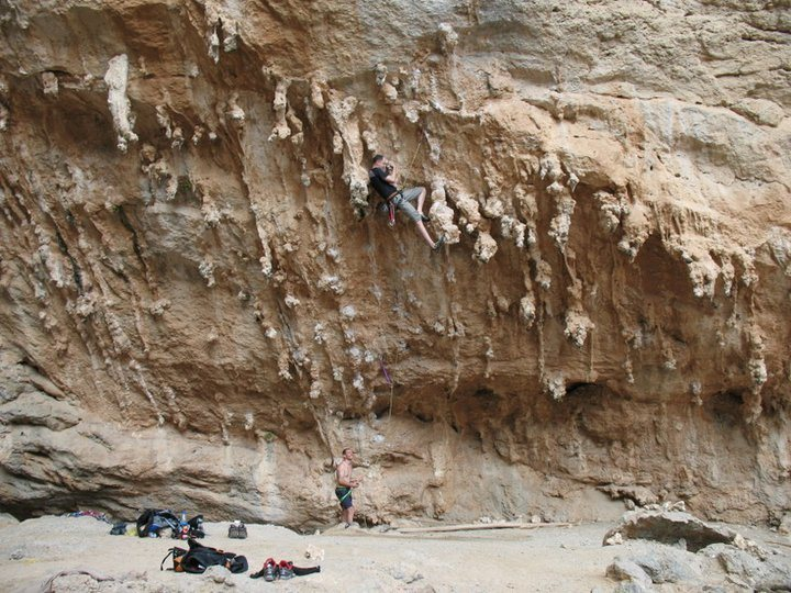 Rock Climbing Photo: Kalymnos, amazing destination