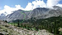 Rock Climbing Photo: Browns Creek, CO