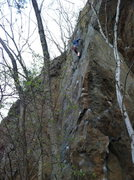 Rock Climbing Photo: Itchin' at the Bird (Birdsboro PA)