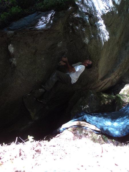 Rock Climbing Photo: Gem