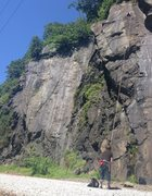 Rock Climbing Photo: Safe Harbor, PA