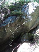 Rock Climbing Photo: 1. Gem 2. Commitment