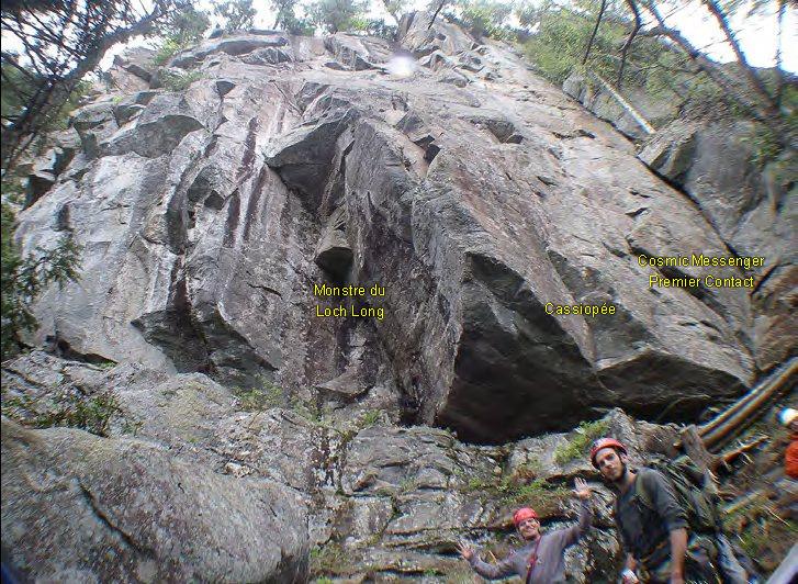 Rock Climbing Photo: Cosmodrome