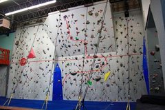 Rock Climbing Photo: The Gym Routes