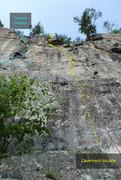 Rock Climbing Photo: Lavement Double