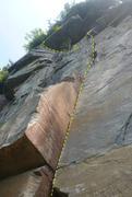 Rock Climbing Photo: Aéro-Tango