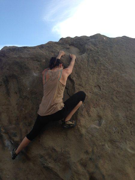 Rock Climbing Photo: stoney point