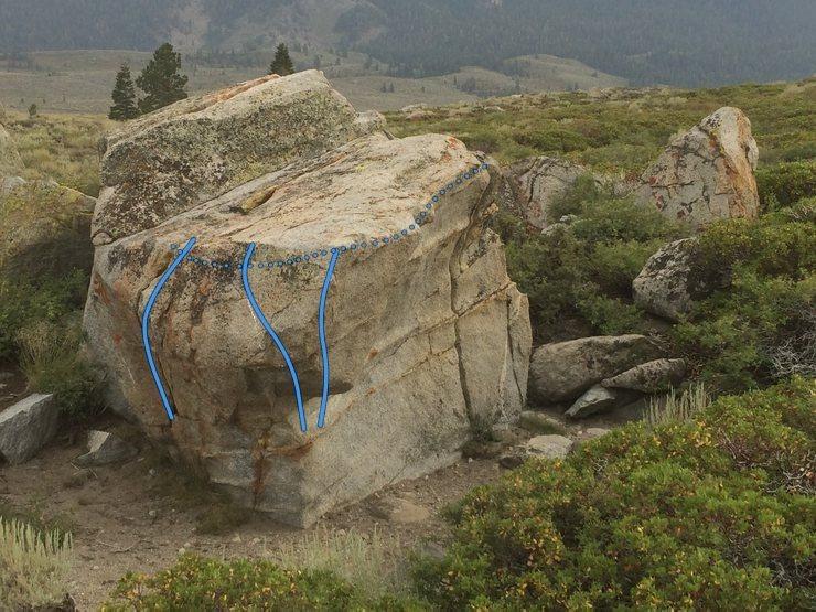 Rock Climbing Photo: middle