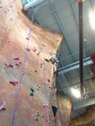 Rock Climbing Photo: First time redpointing a 5.10c at Planet Rock in A...