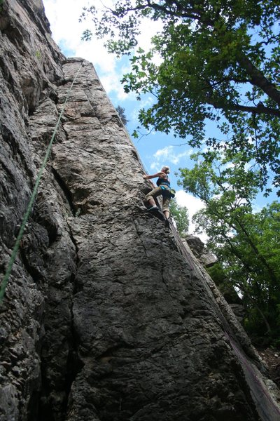 On the arête