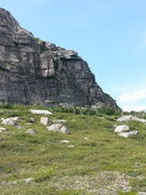 Rock Climbing Photo: Part 3 of 3 (East Face of Main Topsail)