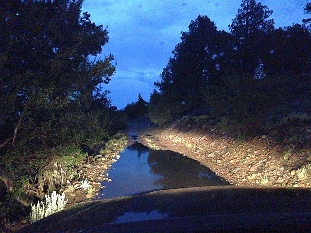 Pipes Canyon Road (1N01), San Bernardino Mountains