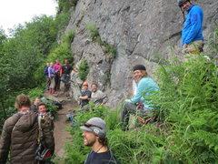 Rock Climbing Photo: Valdez Rock Climbing Festival 2014
