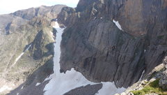 Rock Climbing Photo: Diamond.