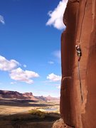 Rock Climbing Photo: Scarface, Halloween 2013