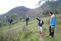 Rock Climbing Photo: Female park ranger. See? Brazilian women are hotte...
