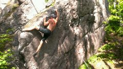 Rock Climbing Photo: Phat Lip