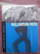 Rock Climbing Photo: Williamson Rock Guidebook by Troy Mayr & Anthony S...