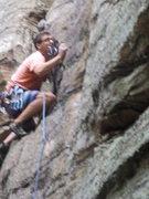 Rock Climbing Photo: Blurry but great Boltergeist