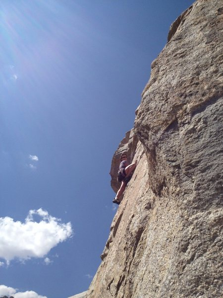 me on the last pitch variation