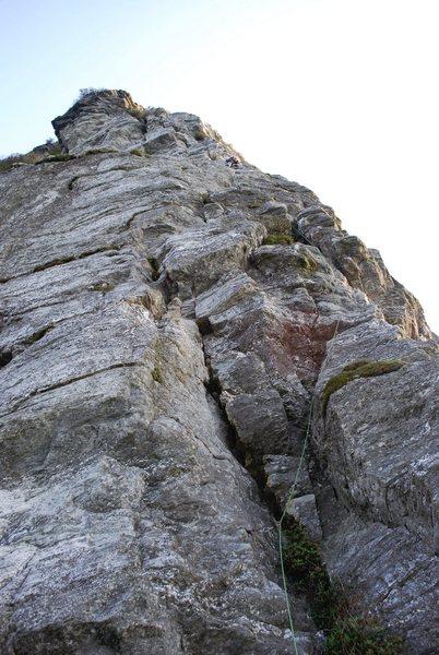 Rock Climbing Photo: The North Ridge