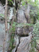 Rock Climbing Photo: possible route, looks easy...ehhh ish?