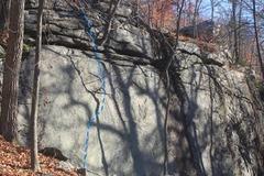 Rock Climbing Photo: GRF