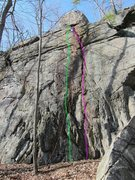 Rock Climbing Photo: From the Facebook group Powerlinez - Beta Shed:  G...