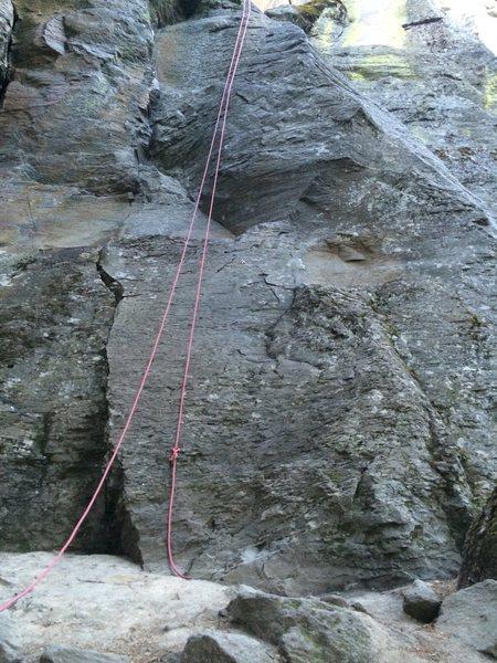 Rock Climbing Photo: Aloha