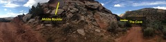 Rock Climbing Photo: directions