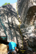 Rock Climbing Photo: (Unnamed), 5.9 (Unnamed), 5.8